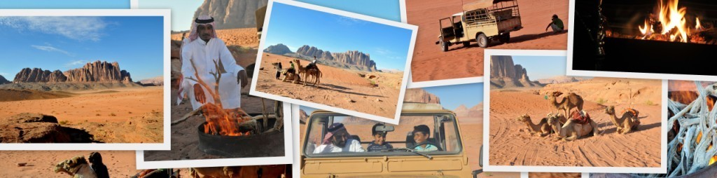 Explore magnificent trails in Wadi Rum
