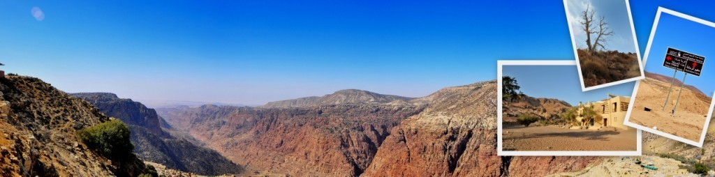 Visit Jordan's nature reserves managed by the RSCN